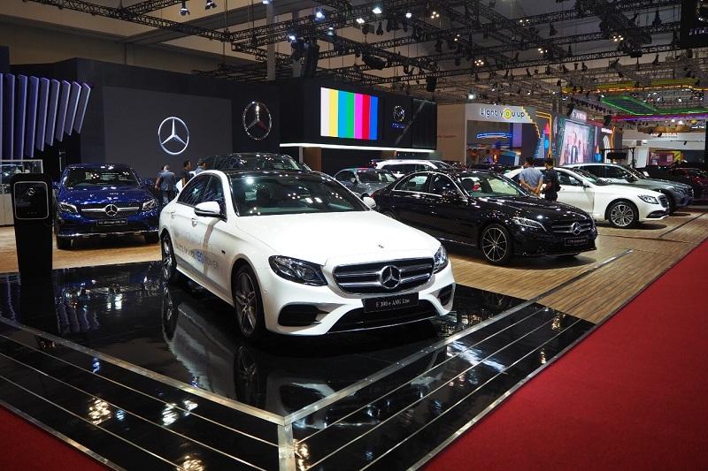 Mercedes-Benz E300e EQ Power