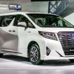 Toyota Alphard Hybrid, mobil listrik Toyota