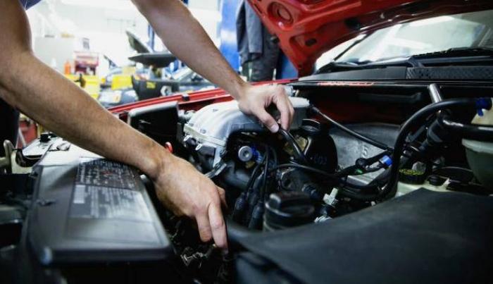 lampu indikator mobil diesel