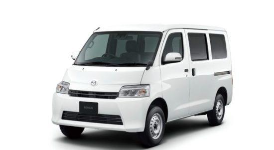 Mazda Bongo, versi ekspor Daihatsu Gran Max