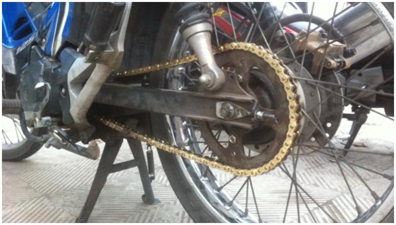 Mempelajarai ukuran gir motor Honda yang tersedia di Indonesia