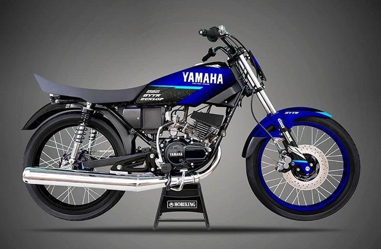 Yamaha RX King Balap