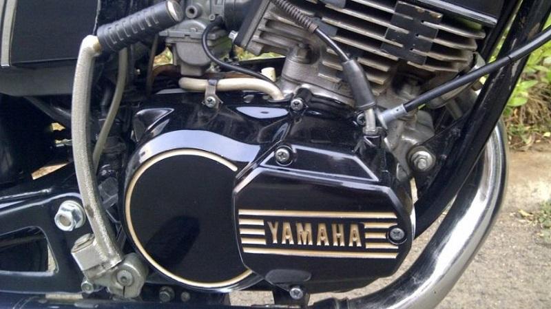 Mesin Yamaha RX King