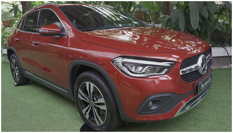 Mercedes-Benz GLA dan GLB terbaru