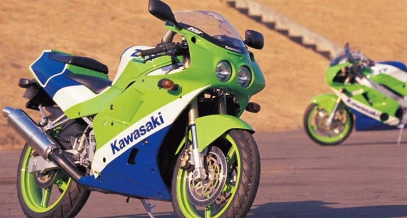 kawasaki zxr-250