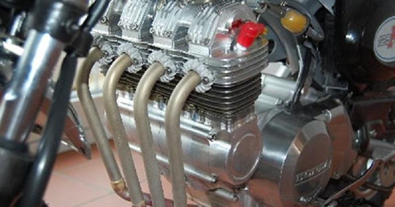 mesin 4 silinder