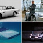 mobil James Bond dari masa ke masa