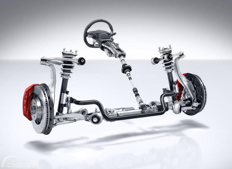 Biaya service power steering