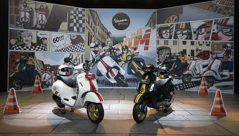 Vespa Racing Sixties Limited Edition