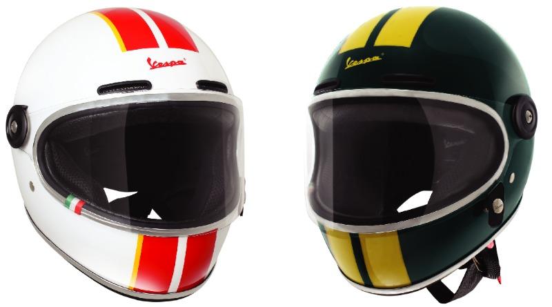 helm vespa racing sixties