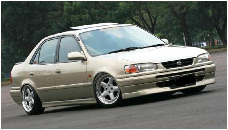 Toyota New Corolla, mobil matic murah dibawah 50 juta