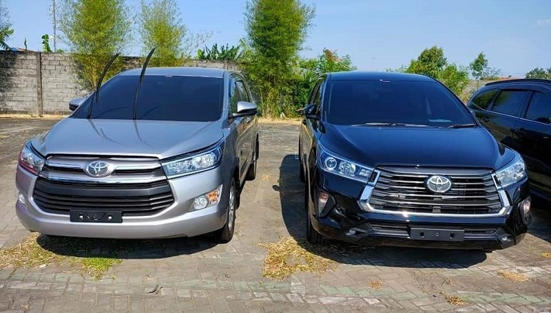 Toyota Kijang Innova facelift