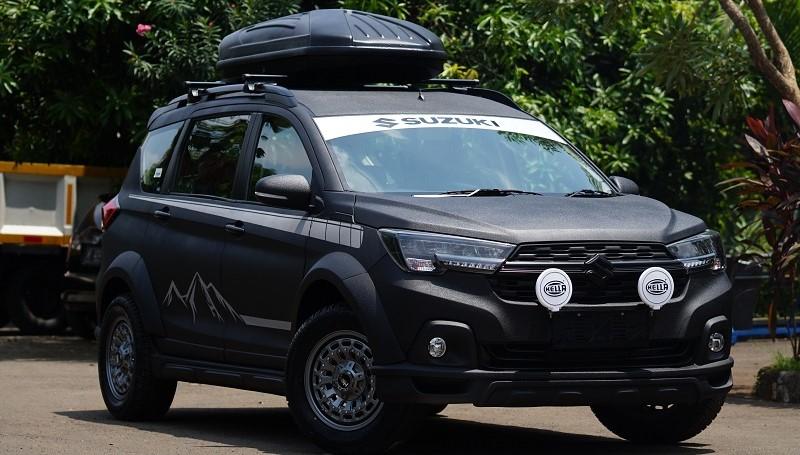 Modifikasi Suzuki XL7