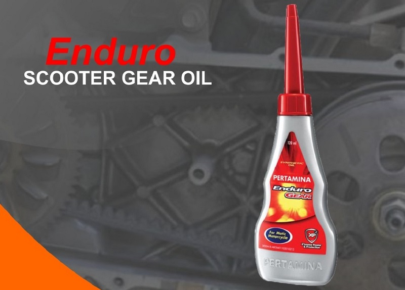 Pertamina Enduro Scooter Gear Oil