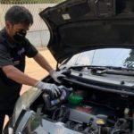 Layanan servis di rumah Mobil Lubricants
