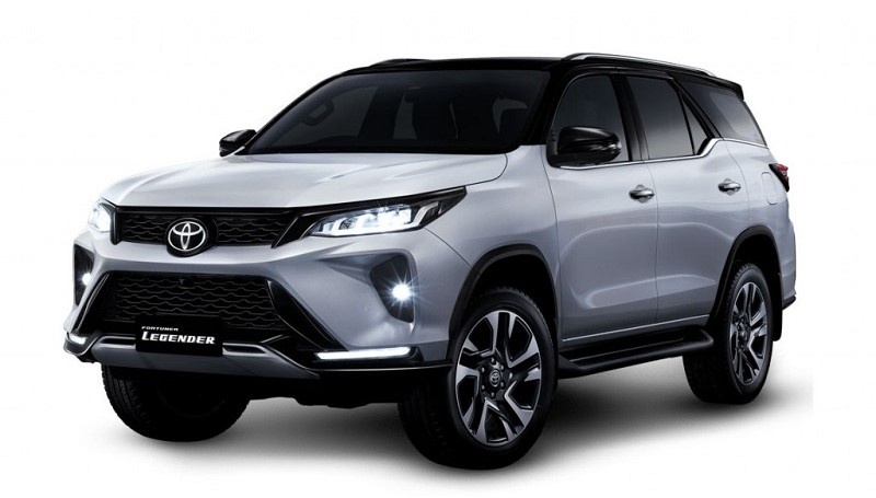 Toyota fortuner legender