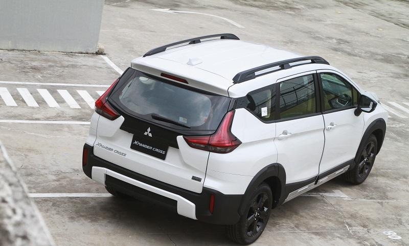 Mitsubishi Xpander Cross Rockford Fosgate Black Edition 004