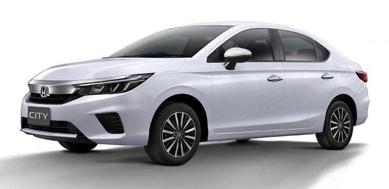 Honda City terbaru