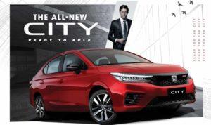 Generasi ke-5 Honda City