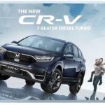 Honda CR-V facelift 2021