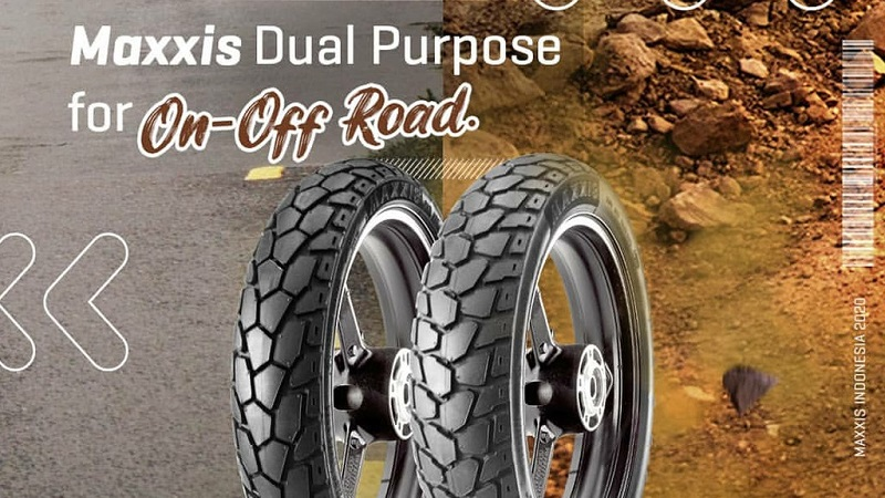 maxxis dual purpose