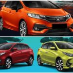 Komparasi Honda Jazz Vs Toyota Yaris facelift 2020