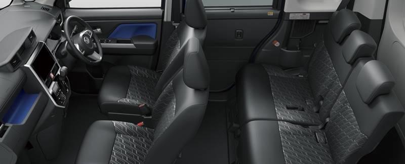 Interior Daihatsu Thor