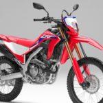 honda crf250l terbaru