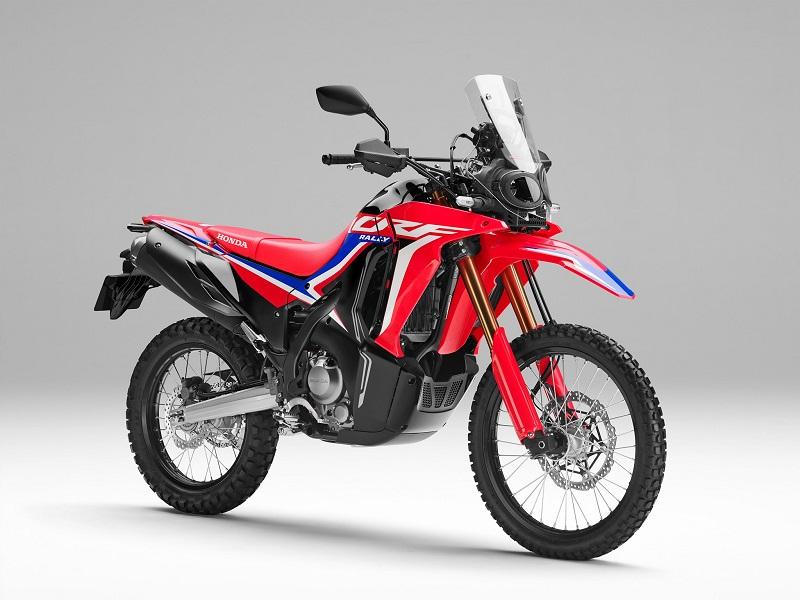 honda crf250 terbaru versi rally