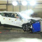 Uji keselamatan Nissan Kicks
