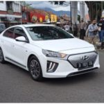 Hyundai Ioniq, mobil dinas Ridwan Kamil