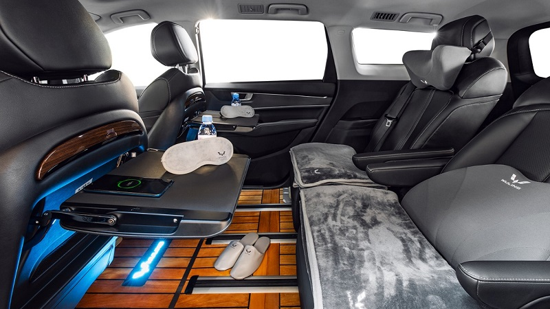 interior wuling victory