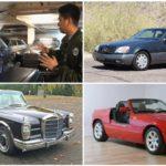 4 koleksi mobil BJ Habibie