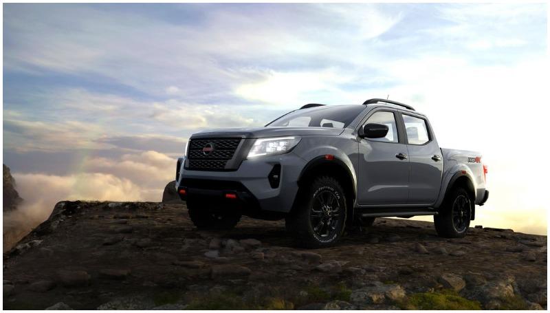 Sentuhan baru Nissan Navara Facelift