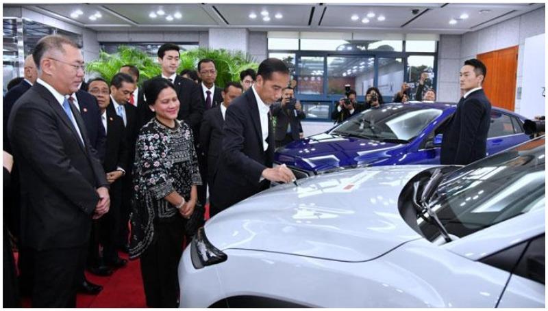 Investasi Hyundai di Indonesia