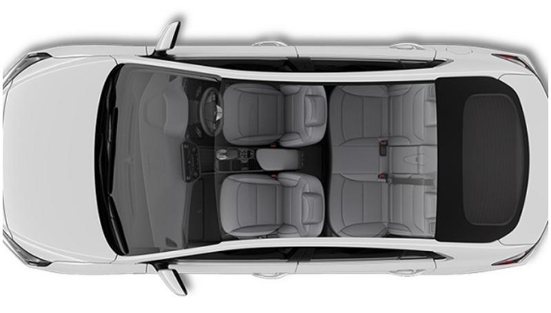 Kabin Hyundai Ioniq
