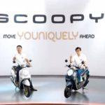Sejarah Honda Scoopy
