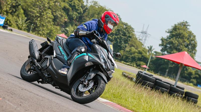 tips naik motor matik