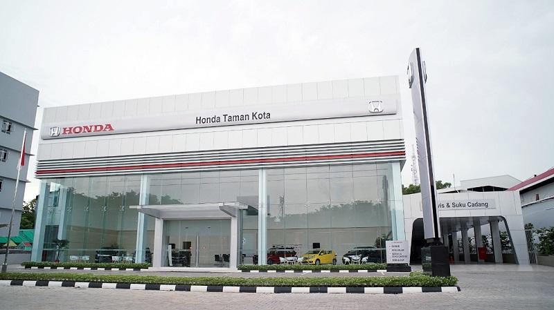 Dealer Honda Taman Kota Batam