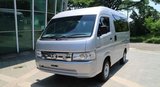 Suzuki Carry Minibus dan Carry Blind Van
