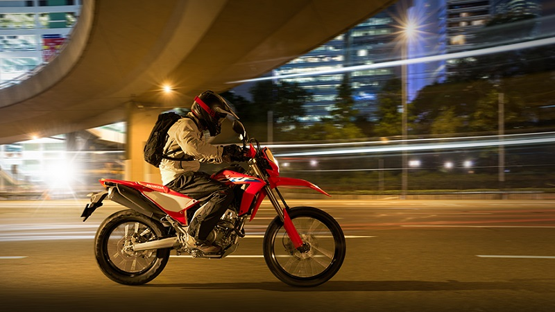 all new honda crf250l