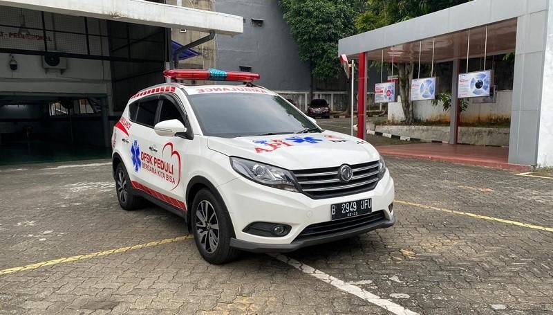DFSK Glory 580 ambulans