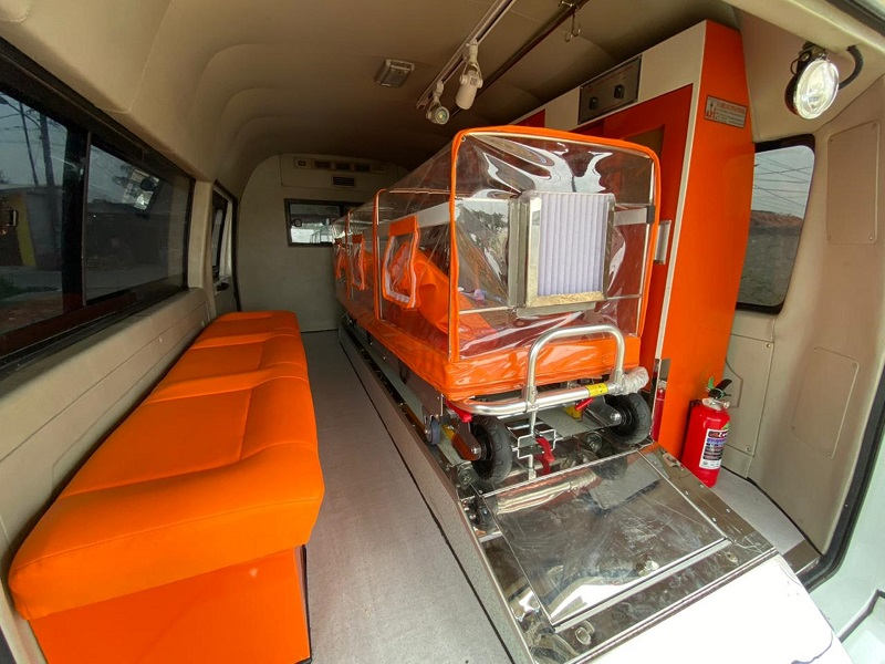 Standar perangkat ambulans
