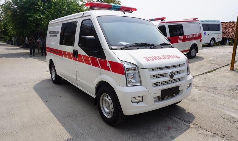 Alasan kenapa tulisan ambulance terbalik