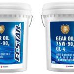 Gear oil Ecstar terbaru rilis di Indonesia