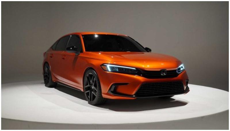 Honda Civic model 2022