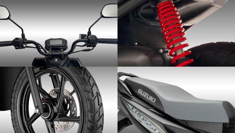 Suzuki nex ii crossover