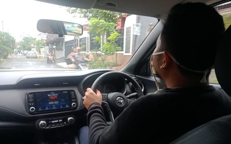 test drive nissan kicks e-power