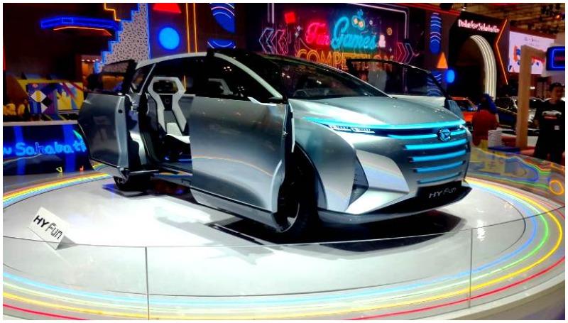 Mobil listrik terbaru untuk Indonesia