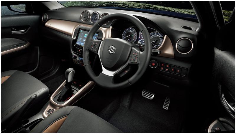 Suzuki Escudo S Limited